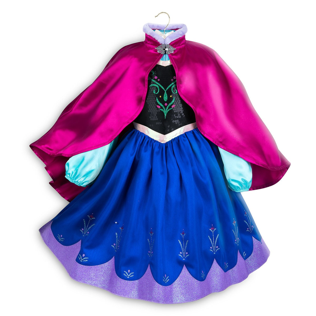 Anna costume for kids from Disney's Frozen movie | Top 25 Disney Gift Ideas for Toddlers featured by top US Disney blogger, Marcie and the Mouse
