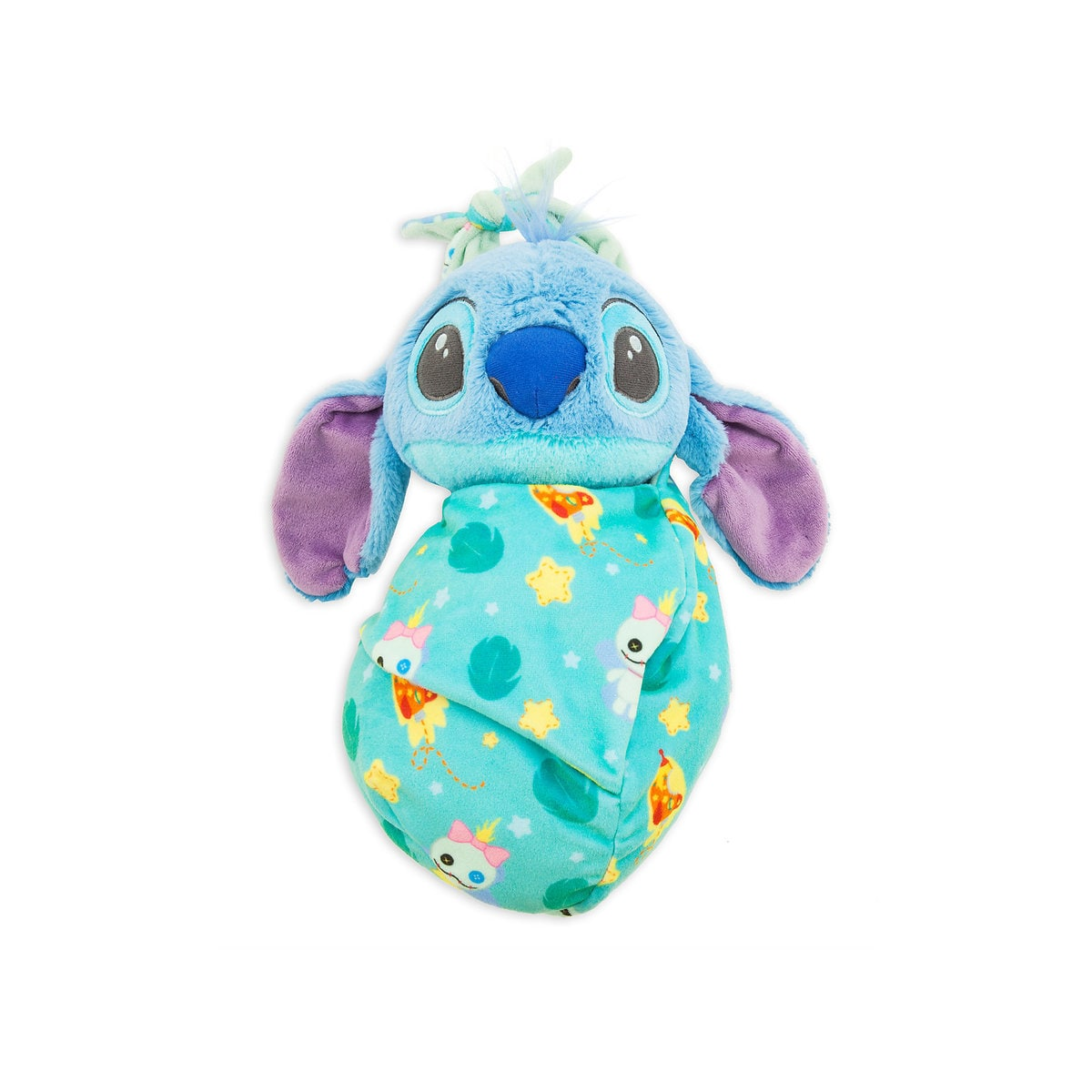 Top 25 Disney Gift Ideas for Babies featured by top US Disney blogger, Marcie and the Mouse: Babies will love this baby Stitch plush toy