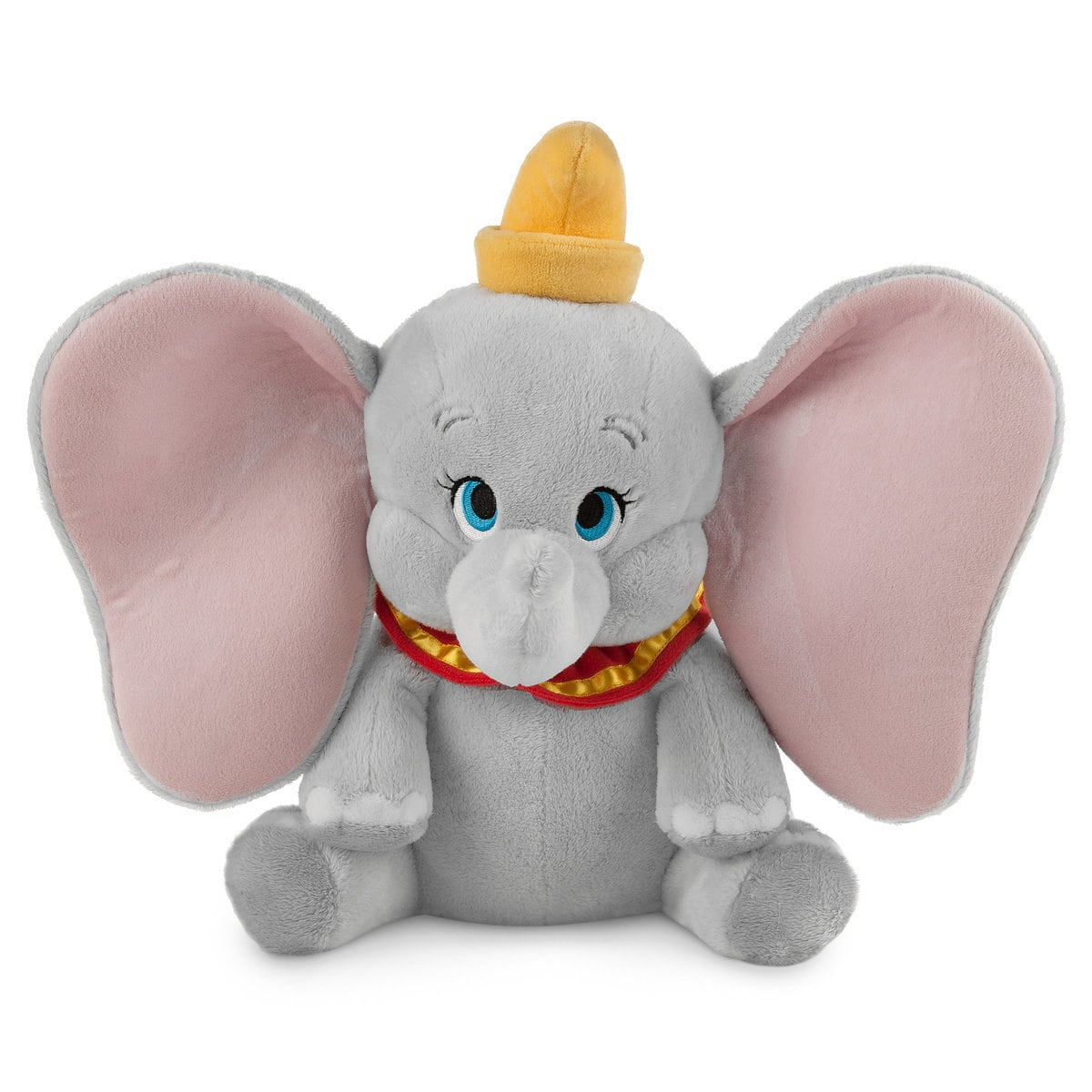 Top 25 Disney Gift Ideas for Babies featured by top US Disney blogger, Marcie and the Mouse: Dumbo plush for babies