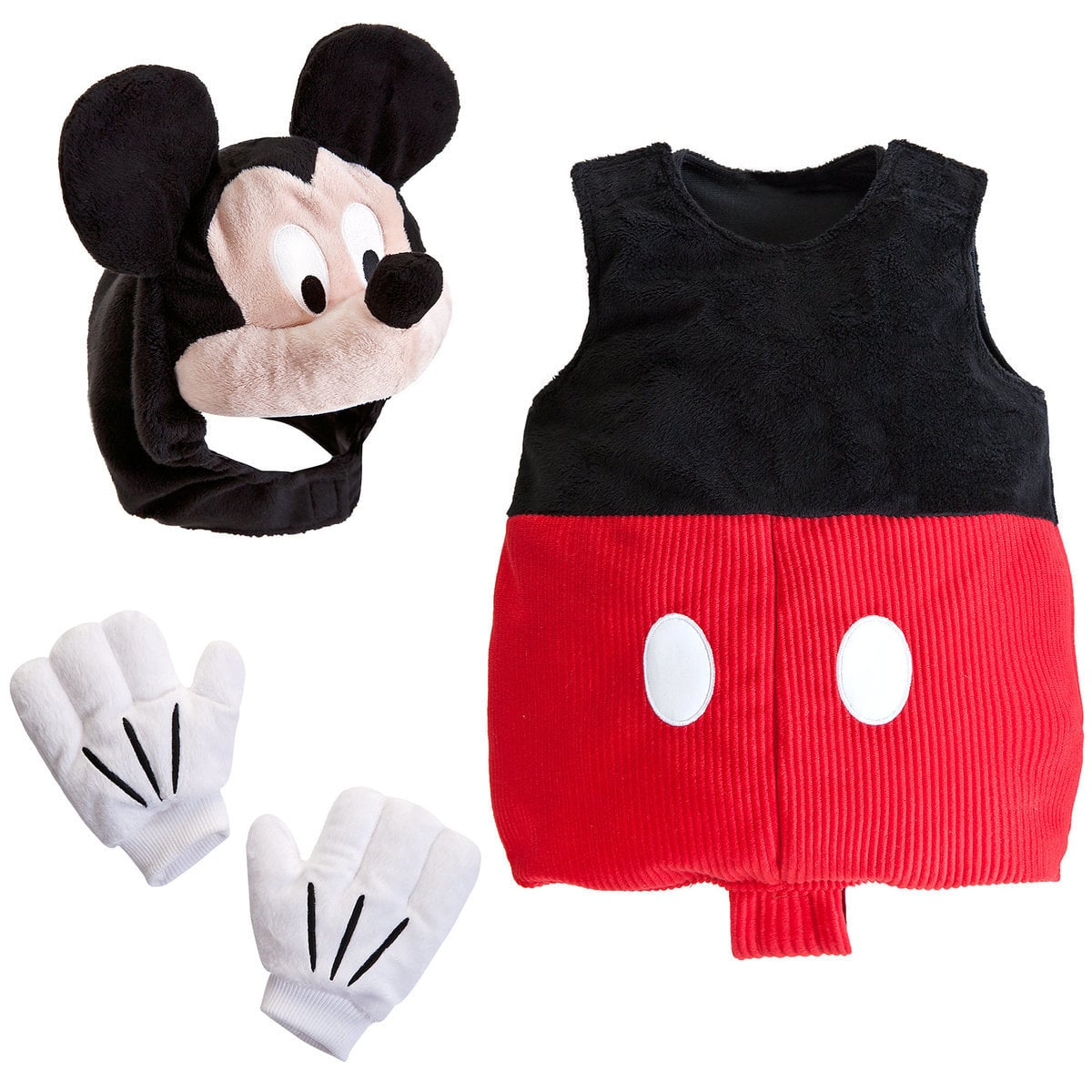 Top 25 Disney Gift Ideas for Babies featured by top US Disney blogger, Marcie and the Mouse: Mickey Mouse costume for babies