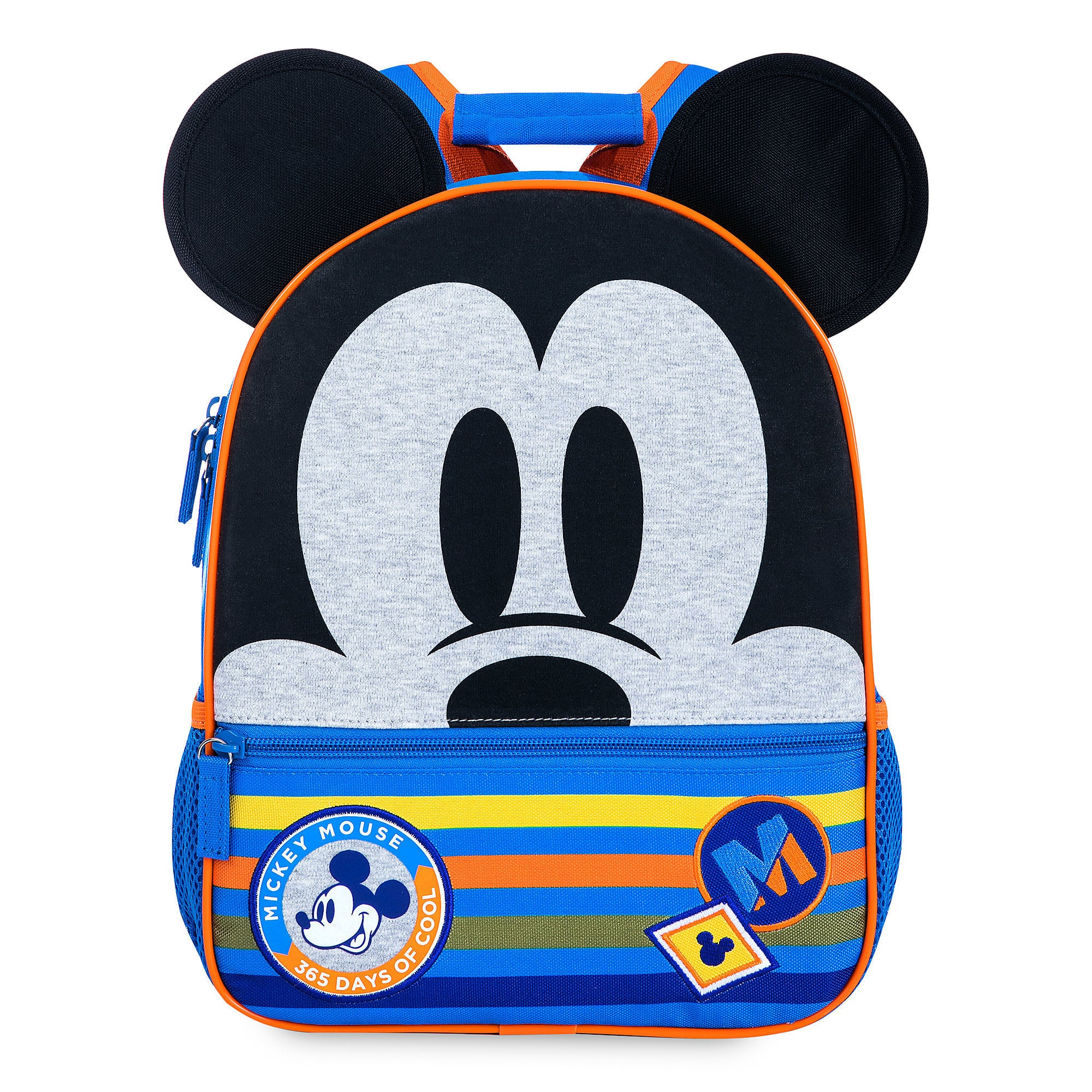 This Mickey Mouse backpack is perfect for preschool | Top 25 Disney Gift Ideas for Toddlers featured by top US Disney blogger, Marcie and the Mouse