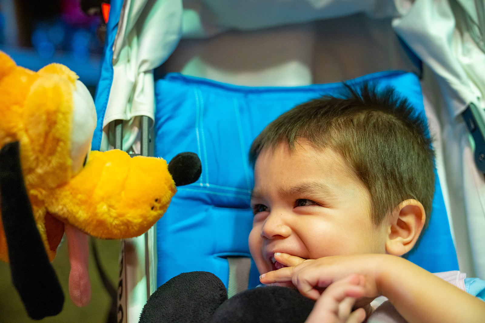 Tips For Walt Disney World with Toddlers featured by top US Disney blogger, Marcie and the Mouse | Naps can be tricky at Walt Disney World with a toddler. Plan on stroller naps or going back to your resort each afternoon.