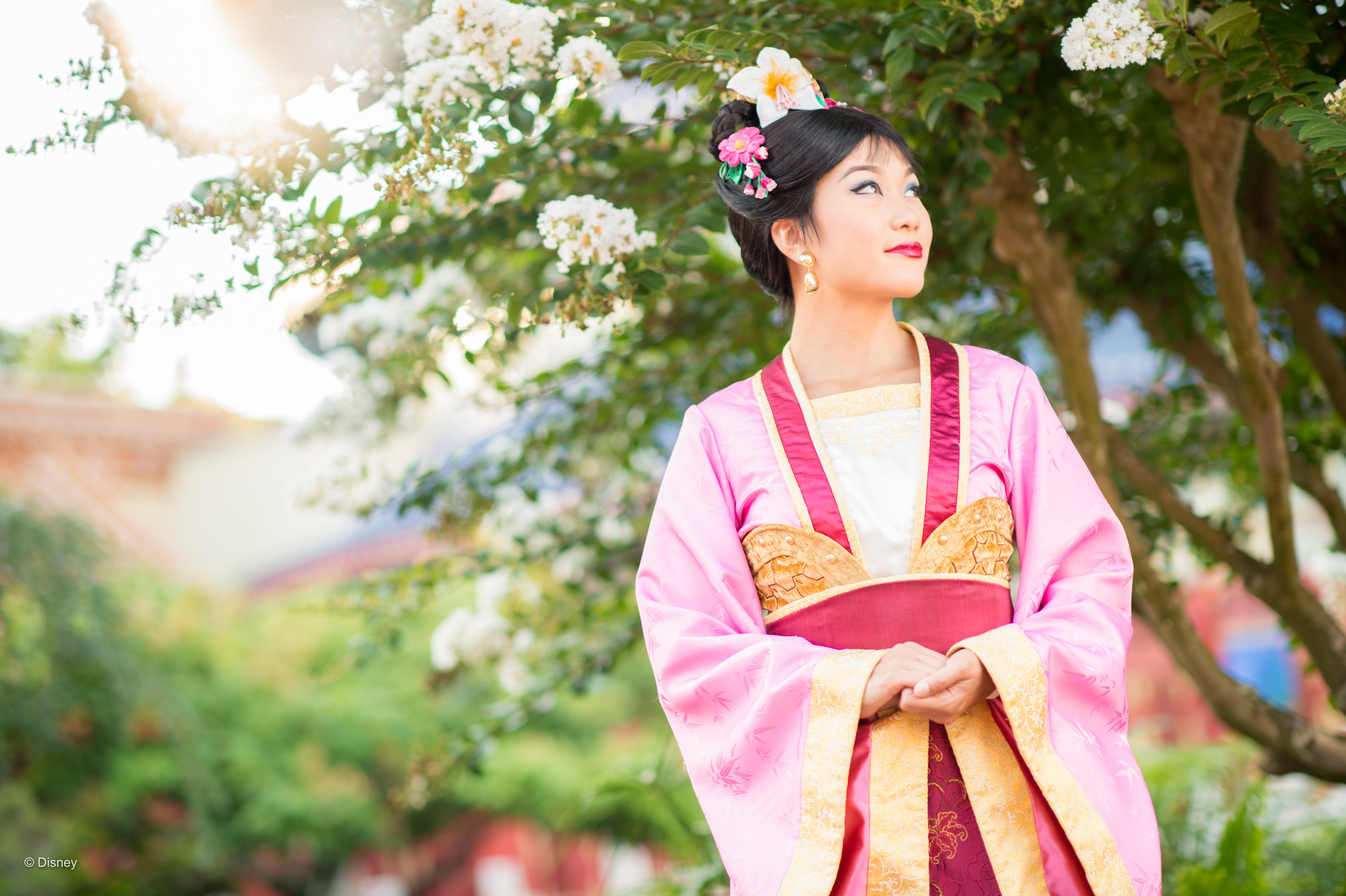 Where to Meet all the Walt Disney World Princesses, a guide featured by top US Disney blogger, Marcie and the Mouse: Mulan is a hard-to-find Disney princess at Walt Disney World