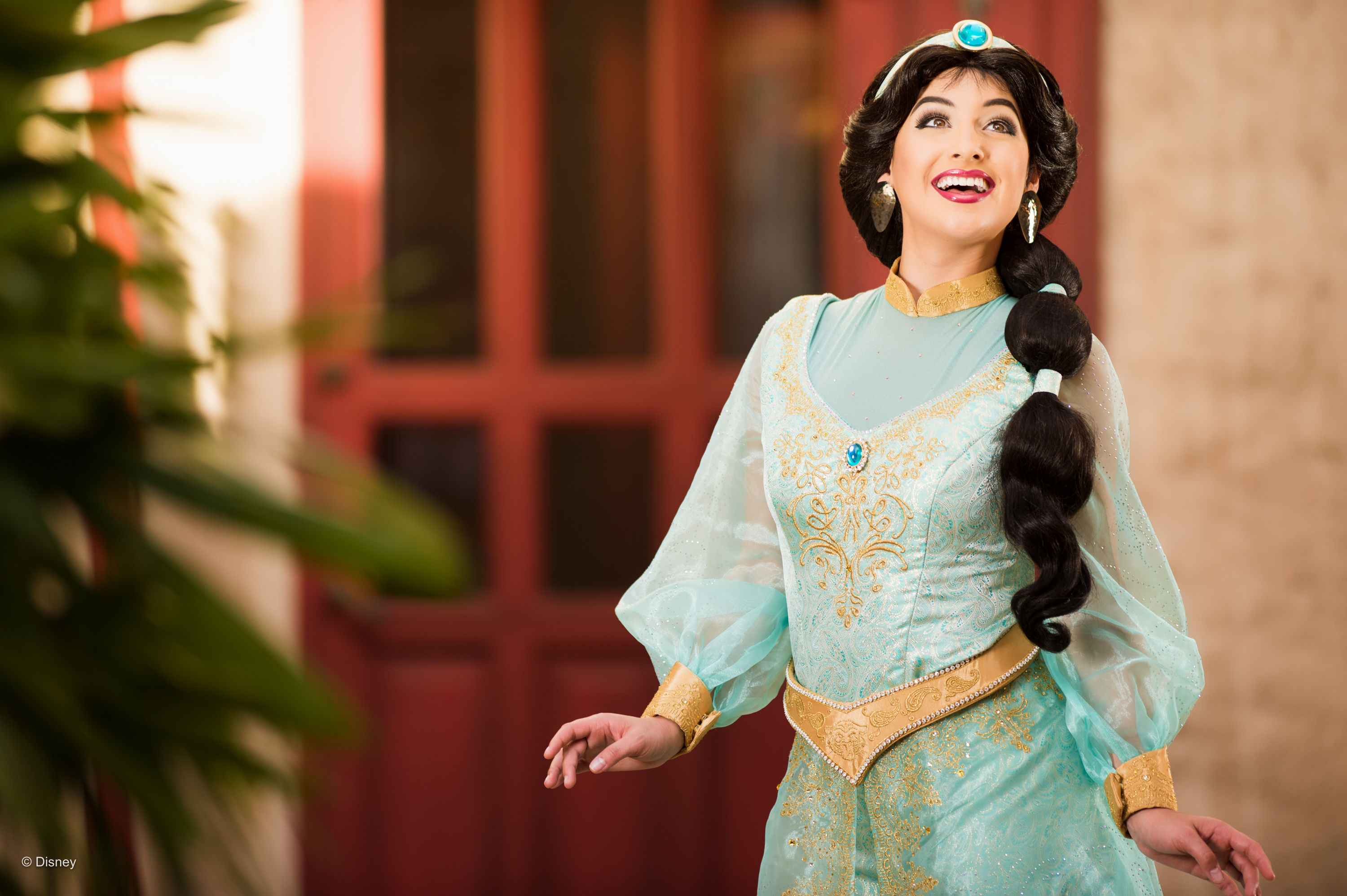 Where to Meet all the Walt Disney World Princesses, a guide featured by top US Disney blogger, Marcie and the Mouse: Families can meet Princess Jasmine at Epcot at Walt Disney World
