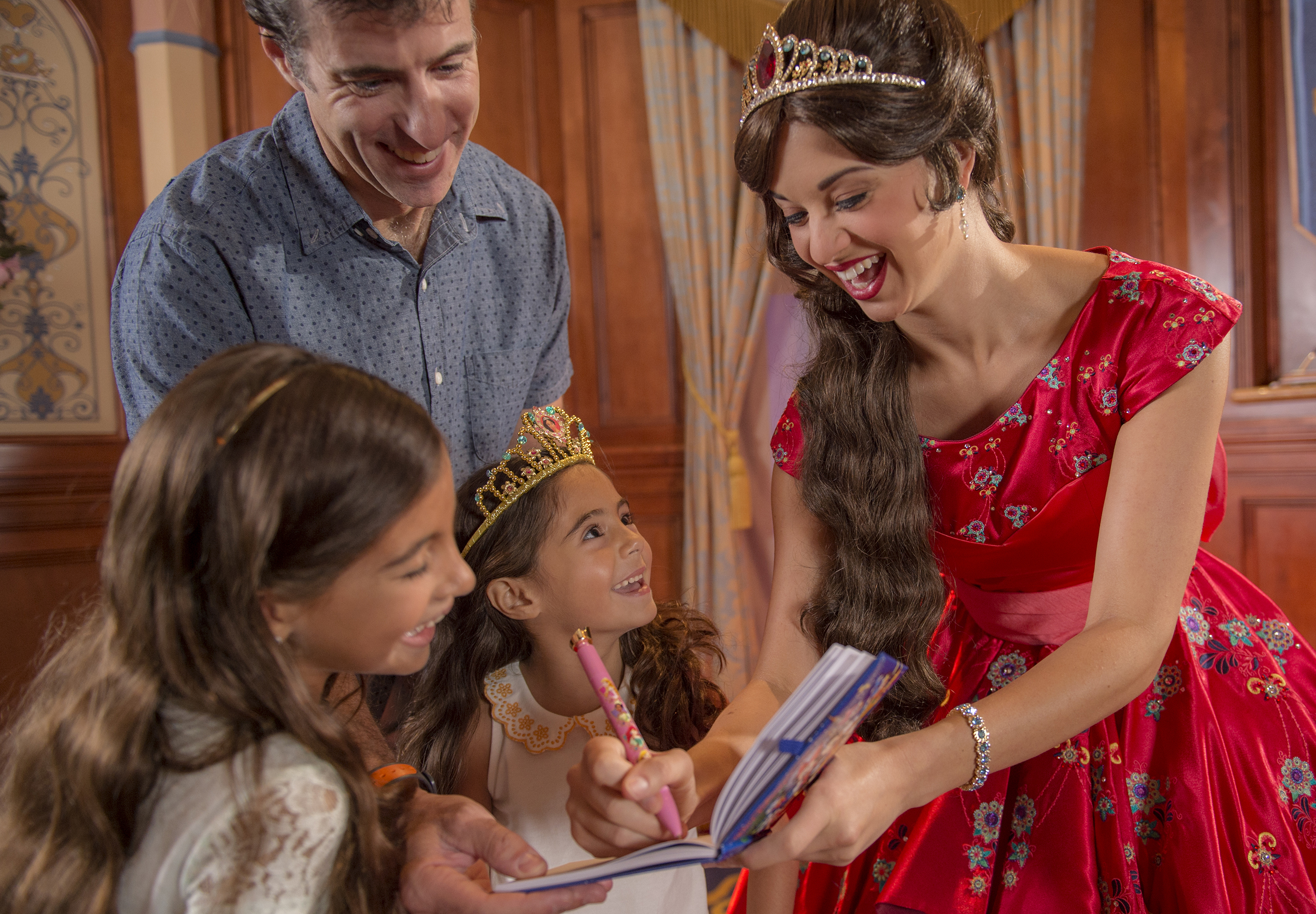Where to Meet all the Walt Disney World Princesses, a guide featured by top US Disney blogger, Marcie and the Mouse: Families can meet Elena of Avalor at Walt Disney World