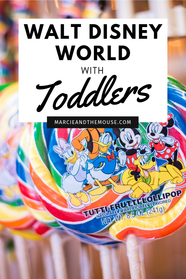 Tips For Walt Disney World with Toddlers featured by top US Disney blogger, Marcie and the Mouse | Heading to Walt Disney World with toddlers? Find out my top sanity-saving tips for bringing a toddler to Walt Disney World in Florida. #disneyworld #familytravel
