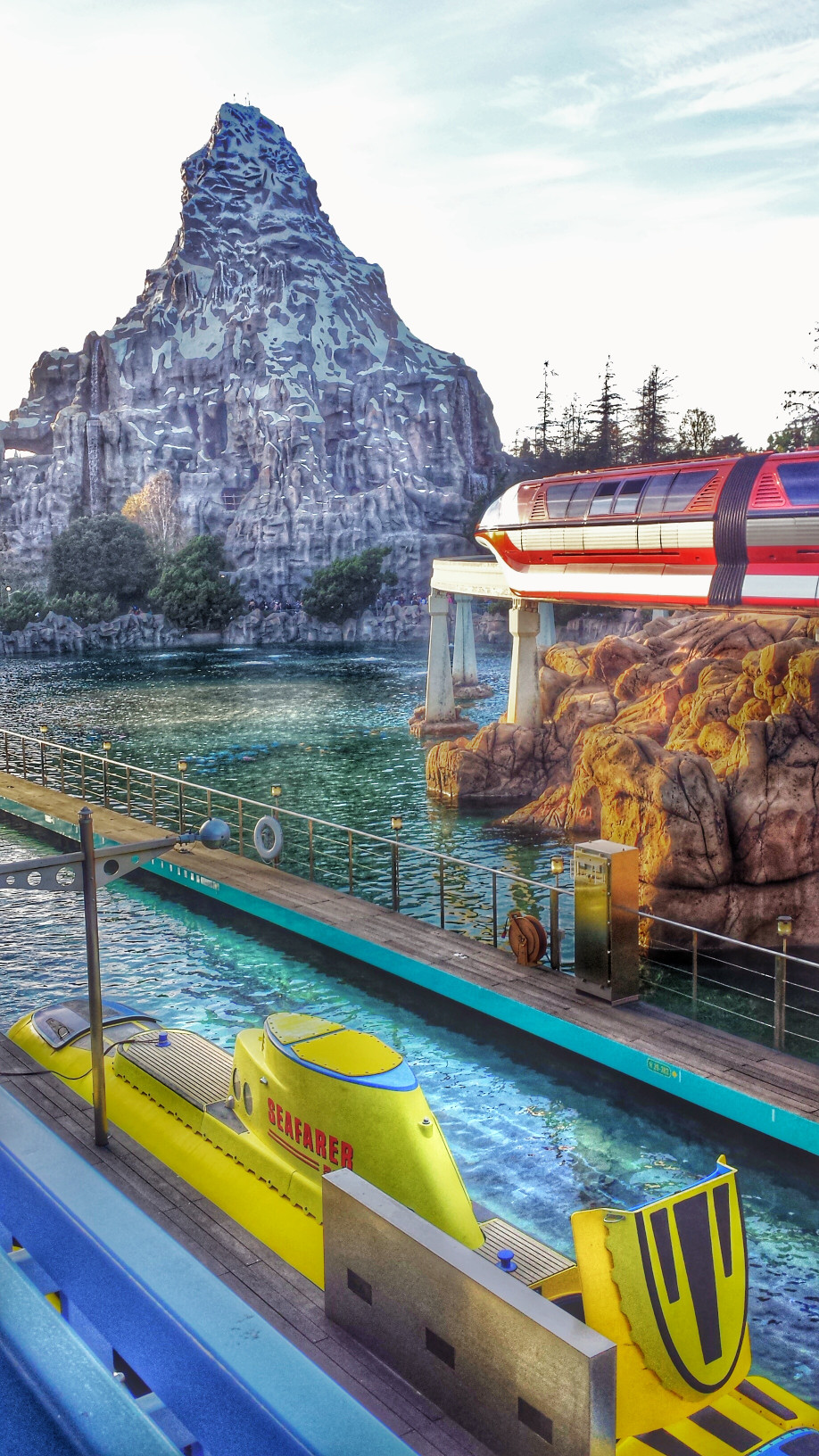 How To Bring Disney into Your Homeschool Routine, tips featured by top US Disney blogger, Marcie and the Mouse: One of the craziest Disneyland facts is that President Nixon got stuck on the Disneyland Monorail.
