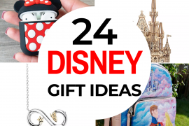 24 Unique Disney Gift Ideas featured by top US Disney blogger, Marcie and the Mouse
