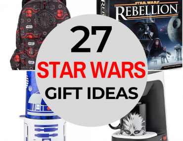 Best Star Wars Gift Ideas featured by top US Disney blogger, Marcie and the Mouse | Find out the coolest Star Wars gift ideas for the Jedi in your life.