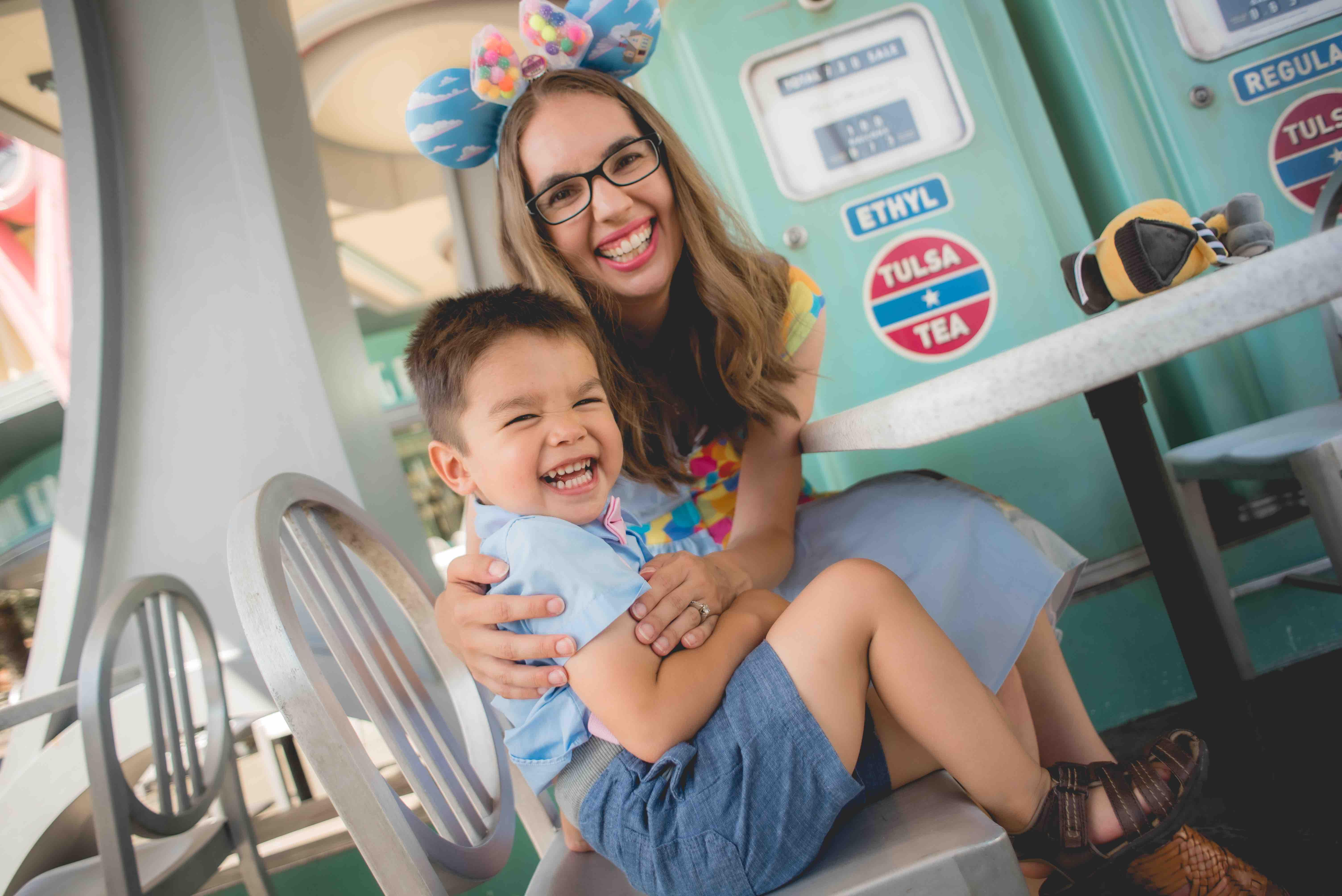 How to Do Disneyland with Toddlers, tips and itinerary featured by top US Disney blogger, Marcie and the Mouse | Disneyland mobile ordering saves time at Disneyland