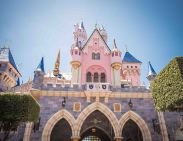 Disneyland Magic Morning Tips featured by top US Disney blogger, Marcie and the Mouse: Sleeping Beauty Castle at Disneyland California