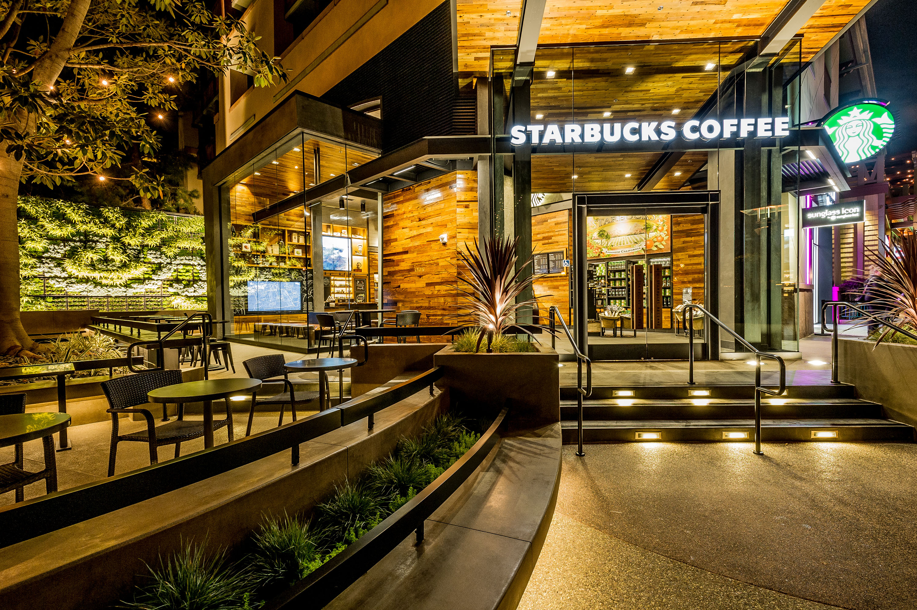 Best places for breakfast in downtown Disney featured by top US Disney blogger, Marcie and the Mouse | Downtown Disney Starbucks is an easy place to grab breakfast outside Disneyland