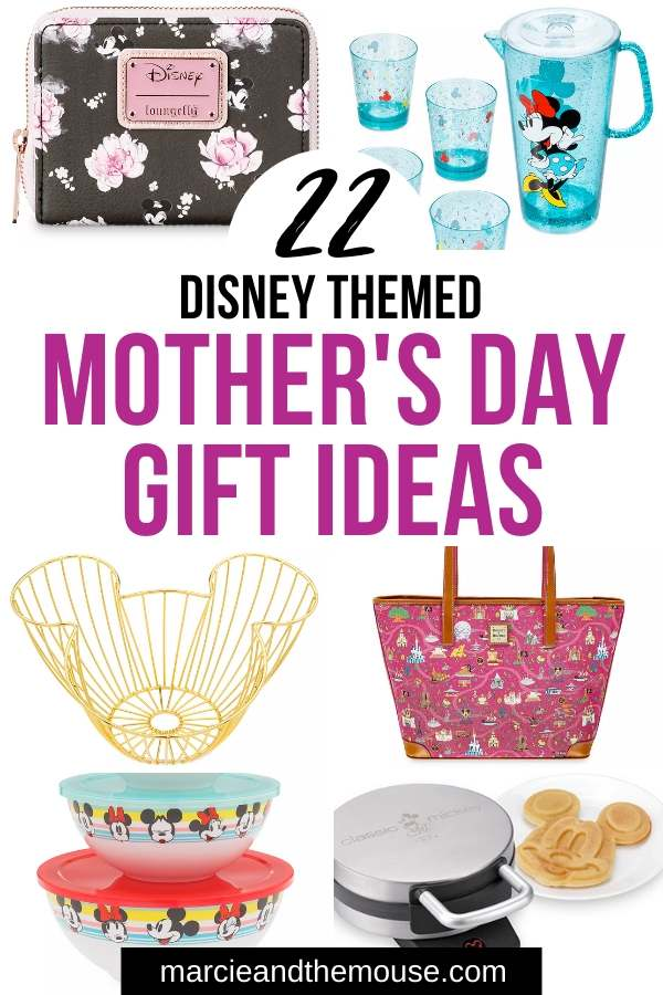22 Disney Gifts for Mom featured by top US Disney blogger, Marcie and the Mouse