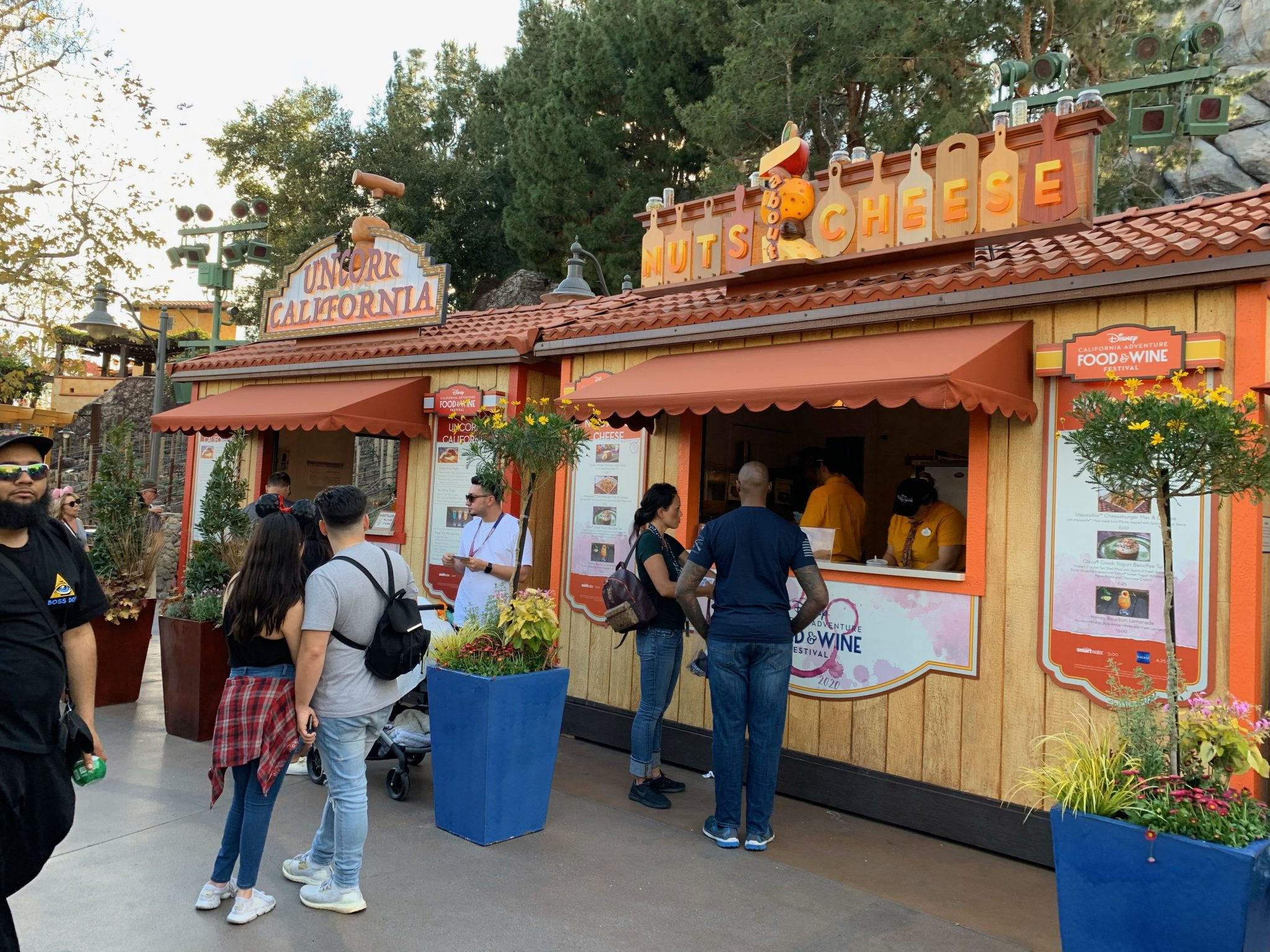 2020 Disney California Adventure Food & Wine Festival guide featured by top US Disney blogger, Marcie and the Mouse
