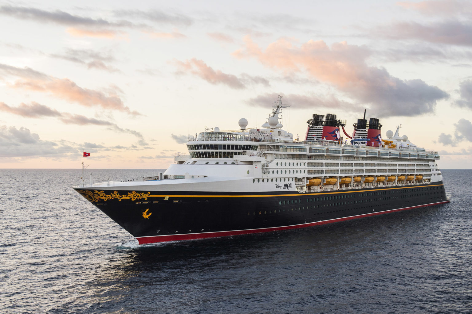 How to Save Money on Disney Cruise Line: Top 10 Money Saving Tips featured by top US Disney blogger, Marcie and the Mouse: The Disney Magic embodies the Disney Cruise Line tradition of blending the elegant grace of early 20th century transatlantic ocean liners with contemporary design to create a stylish and spectacular cruise ship. On the Disney Magic, guests can experience new adventures, explore re-imagined areas and discover exciting additions for the whole family. (Matt Stroshane, photographer)