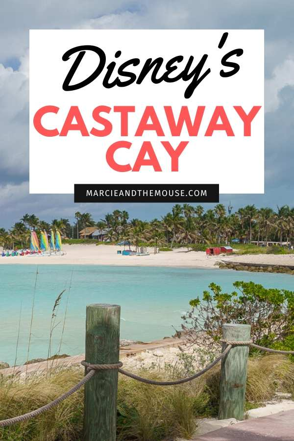 Castaway Cay Activities: a Complete Guide to Beaches and Events featured by top US Disney blogger, Marcie and the Mouse