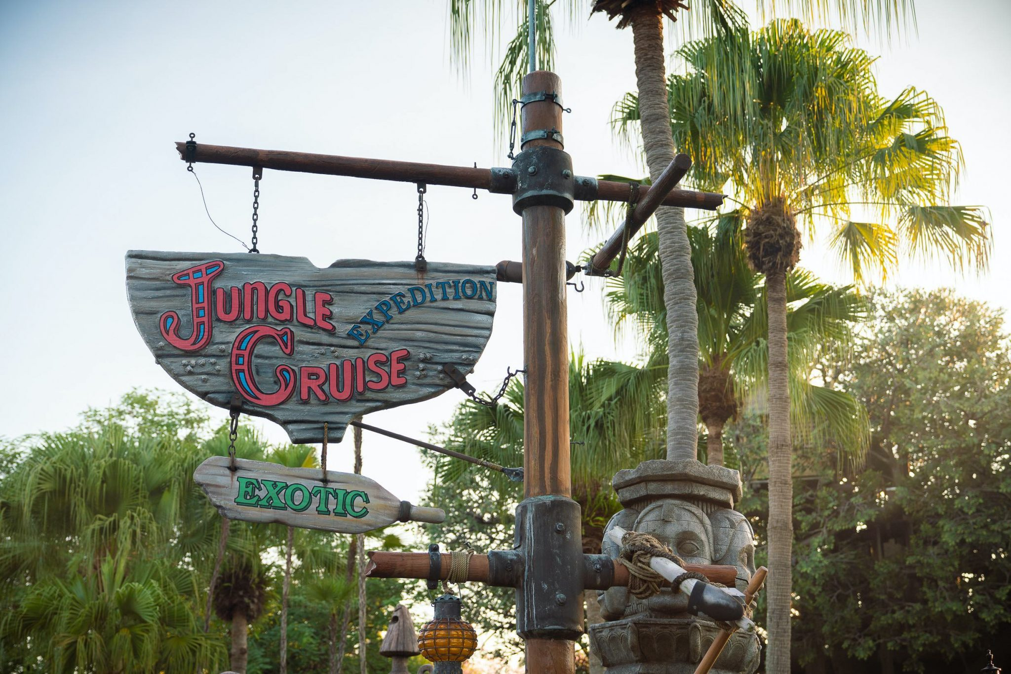 Walt Disney World While Pregnant featured by top US Disney blogger, Marcie and the Mouse | Jungle Cruise ride at Magic Kingdom at Walt Disney World